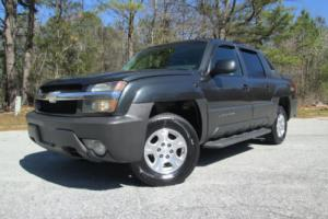 "2003 Chevrolet Avalanche 1500 5dr Crew Cab 130"" WB 4WD"