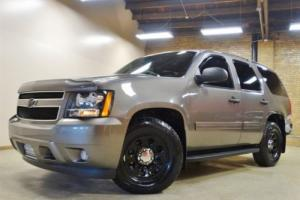 2012 Chevrolet Tahoe 2WD PPV Police Package