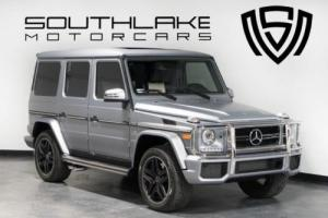 2017 Mercedes-Benz G-Class AMG G63 Photo