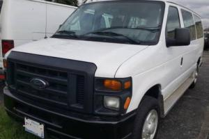 2009 Ford E-Series Van XL SUPERDUTY