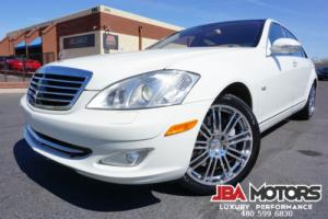 2008 Mercedes-Benz S-Class 2008 S600 Bi-Turbo V12 Sedan S Class 600 1 Owner! Photo