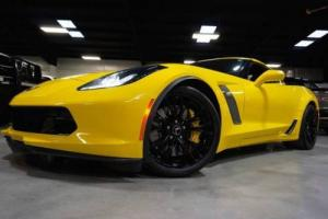 2015 Chevrolet Corvette Z06 2LZ 7spd 650hp HUD LT4 Nav Camera 1-owner TX