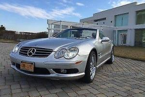 2003 Mercedes-Benz SL-Class sl500 Photo