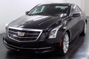 2016 Cadillac ATS Coupe Standard RWD