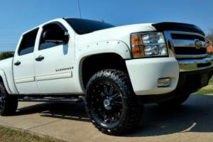2009 Chevrolet Silverado 1500 LT Crew 4x4 $4k Extra New Lift Wheel Tires Tow Etc