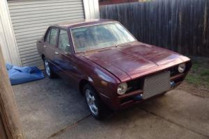 1974 Toyota Corolla KE30 with Ca18det As Is Sale