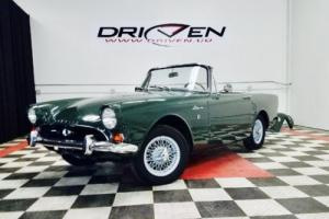 1965 Sunbeam Alpine Series IV a