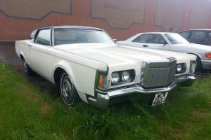 1971 American Lincoln Continental MK3 Mark III