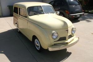 1947 Other Makes Crosley CC Wagon CC Wagon