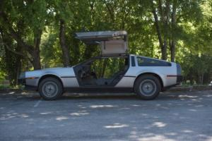 1981 DeLorean Photo