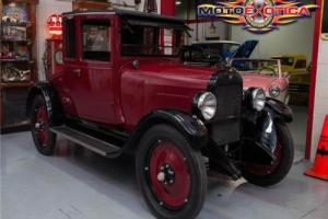 1923 Other Makes 25 Club Coupe 25