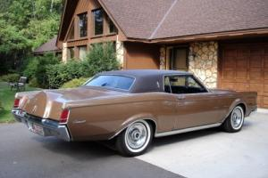 1971 Lincoln Mark Series