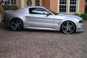 2012 Ford Mustang Forgiato Eleanor Widebody SEMA Show Shelby Exotic