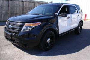 2015 Ford Other EXPLORER P.I. POLICE INTERCEPTOR AWD 3.7  WRECKED