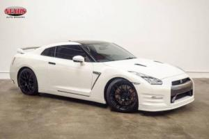 2014 Nissan GT-R Premium AWD 2dr Coupe