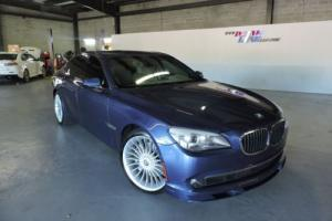2012 BMW 7-Series Alpina B7