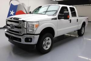2016 Ford F-250 XLT CREW 4X4 FX4 6-PASS BLUETOOTH