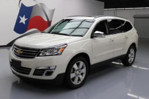 2014 Chevrolet Traverse LTZ 7-PASS DUAL SUNROOF NAV