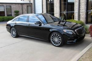 2014 Mercedes-Benz S-Class S550 Sedan
