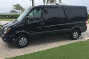 2015 Mercedes-Benz Sprinter 12 Passenger 2500