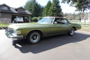 1973 Buick Riviera Boat Tail
