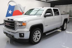 2015 GMC Sierra 1500 SIERRA SLT TEXAS CREW LEATHER 6-PASS  NAV