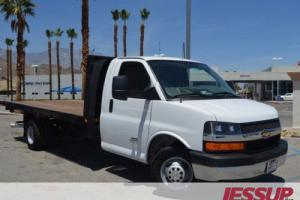 2015 Chevrolet Express 4500 Series Diesel