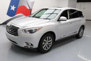2015 Infiniti QX60 AWD 7-PASS HTD SEATS SUNROOF