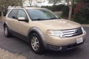 2008 Ford Taurus X/FreeStyle SEL