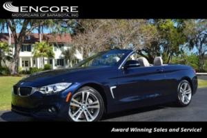 2014 BMW 4-Series 435i Convertible W/Technology and Sportline Packag