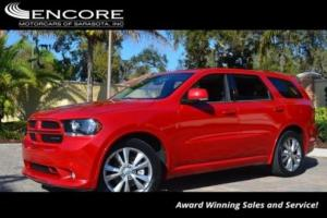 2012 Dodge Durango AWD 4dr R/T W/Navigation Photo