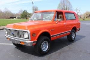 1972 Chevrolet Blazer Highlander Edition