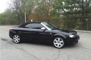 2004 Audi S4 2dr Cabriolet quattro AWD Man Photo