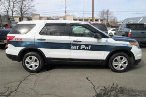 2013 Ford Explorer AWD Police Interceptor 1 Town Owner NO RESERVE !