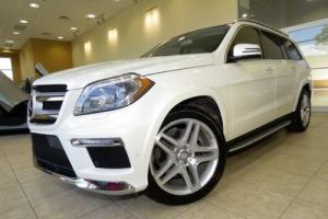 2013 Mercedes-Benz GL-Class GL550 Photo