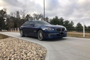 2013 BMW 7-Series Photo