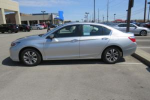 2014 Honda Accord 4dr I4 CVT LX