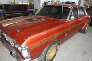 1971 Ford Fairmont Sedan (Unfinished Project)