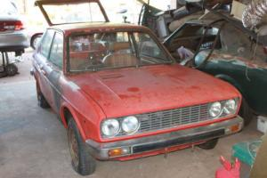 1977 Fiat 1300 3p 128 AC / 1 Project or Parts Melb Pick-up