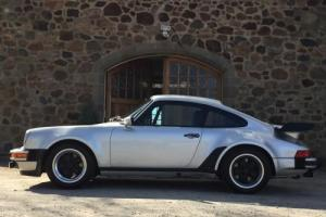 1979 Porsche 911 Early 930 Turbo Coupe