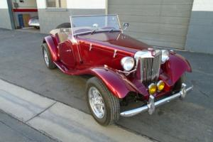 1953 Replica/Kit Makes MG