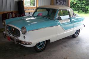 1957 Nash coupe