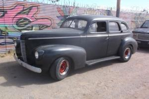 1939 Nash 4 Door Sedan Photo