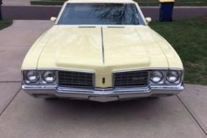 1970 Oldsmobile Cutlass Cutlass Supreme