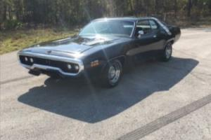 1971 Plymouth Road Runner Road Runner
