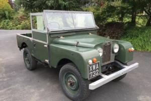 1956 Land Rover Series 1 / 88 Series 1 / 88