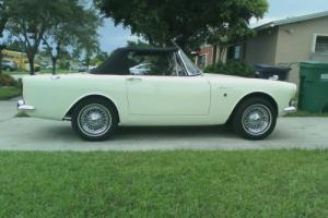 1966 Sunbeam ALPINE Photo
