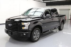 2016 Ford F-150 XLT CREW SPORT TEXAS ED ECOBOOST