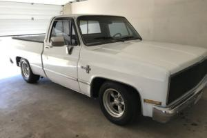 1985 Chevrolet C-10 Silverado Short Bed