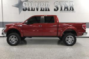 2014 Ford F-150 King Ranch 4WD ProLift